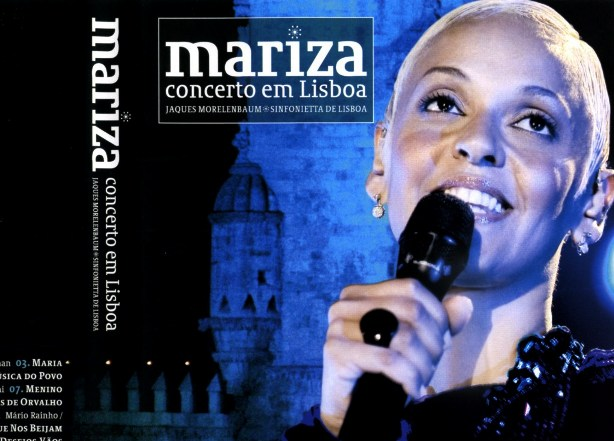 Mariza in concert la Lisabona